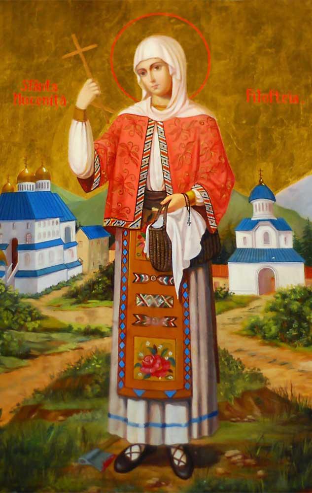 Sf-Mucenita-Filofteia